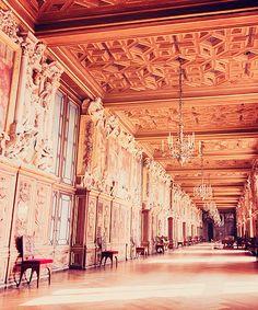 Chateau de Fontainebleau, France