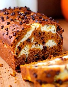 SUPER YUMMY!! - 93件のもぐもぐ - Chocolate chip marble bread! by desiree