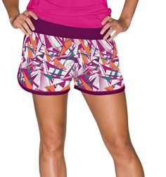 """Women's UA Great Escape Printed 3"""" Shorts $34.99. Light, comfortable & breathable. Women's running shorts, made better. #UnderArmour"""