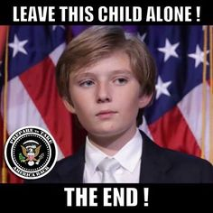 His Dad will have the last laugh in this matter...Be sure of that! What Nasty Hags to pick on a child.
