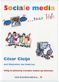Het boek 'Sociale media voor kids' van César Cleijn is een aanrader! Kleurrijk vormgegeven en voorzien van deugdelijke informatie over sociale netwerken, wachtwoordbeveiliging, wat wel en niet te doen. Ik vrees dat de doelgroep (10-16 jarigen) het boek niet snel zal lezen. Dat heeft niets met het boek te maken, maar alles met de leerstijlen van die generatie. Ben je ouder van een kind in die leeftijd neem de informatie dan tot je.