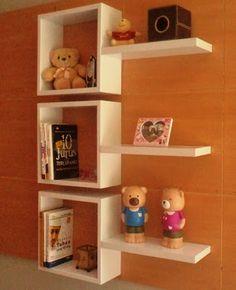 50 Desain Rak Dinding Minimalis (Termasuk Rak Buku) - Salah satu penyebab utama rumah terlihat berantakan adalah barang-barang yang tercece...