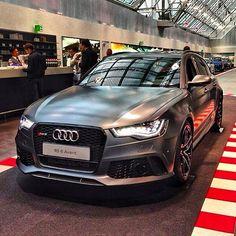 Audi- Audi RS6 Avant