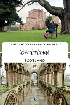 Things to do in the Scottish Borders - from castles, towers and abbeys to falconry, afternoon tea and even tomahawk throwing. Scotland Travel Guide, Europe Travel Guide, Ireland Travel, Europe Destinations, Backpacking Europe, Best Travel Guides, European Travel, Cool Places To Visit, Outlander
