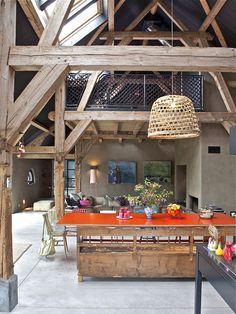 Renovated Farmhouse-01-1 Kindesign...Netherlands
