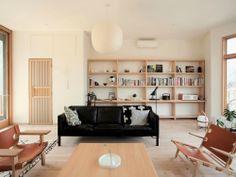 加拿大的家飾品牌Mjölk,創建人John Baker與Juli Daoust的家!