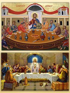 Η Εβδομάδα των Παθών μέσα από Αγιογραφίες (pdf) Fair Grounds, Faith, Loyalty, Believe, Religion