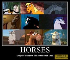 Funny picture: Horses since 1959