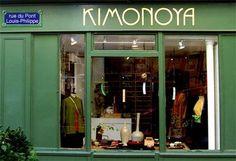 Kimonoya à Paris