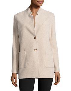 Women | Coats & Jackets  | Long Knit Blazer | Hudson's Bay