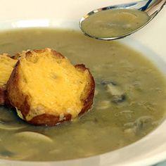 Home-made Mushroom Soup
