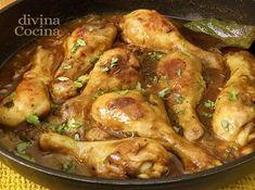 Pollo Chicken, Chicken Wings, Cooking Recipes, Healthy Recipes, Kfc, Food Hacks, Tapas, Chicken Recipes, Easy Meals