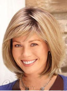 Soft Charming Straight Bob Human Hair Wig In Colours And Styled For Fashion Women Or Hair Loss. Try Our Best Human hair Wigs and Cultivate Your Energy From Amazing Quality Wigs. Choppy Bob Hairstyles, Short Hairstyles For Women, Hairstyles With Bangs, Straight Hairstyles, Square Face Hairstyles, Short Hair With Layers, Layered Hair, Short Hair Cuts, Medium Hair Styles