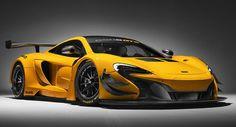 McLaren 650S GT3 2017