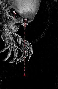 Nosferatu By Godmachine