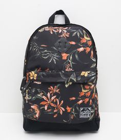 Bags Feminine Of the Best Brands and Price we Deliver in Your Home. Floral Backpack, Backpack Purse, Mini Backpack, Cute Backpacks, Girl Backpacks, School Backpacks, Fashion Bags, Fashion Backpack, Mochila Jansport