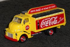 SOLD OUT Matchbox YYM96546 Coca-Cola 1948 GMC COE Delivery Truck ...