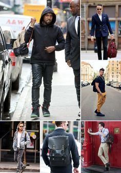 One of the coolest accessories of this season is the BACKPACK! Kanye West wears it, Ryan Gosling wears it, and so does Hugh Jackman. Different fashion styles, different types of backpacks, but they have one thing in common: utility! How about you, gentlemen? Do you have one?
