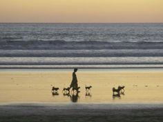 Kuta beach - Strand bij Kuta