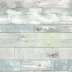 Beachwood contact paper for a pretty removable backsplash!