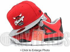 9f68c37db20 Chicago Bulls Fire Red Placid Grey White Air Jordan Retro 4 Toro Red Suede Matching  New
