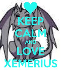 Keep calm and love Xemerius!!!!!