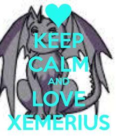 Keep calm and love Xemerius!!!!!
