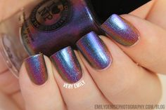I Love Nail Polish Birefringence (H)