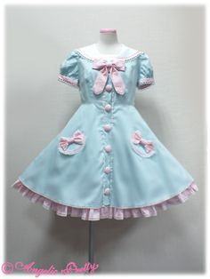angelic pretty ときめき★Girlワンピース