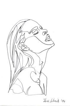 line drawings of people - Google Search