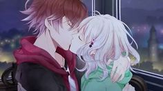Diabolik Lovers:   Ayato and  Yui