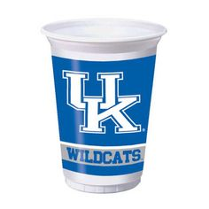 20 oz Printed Plastic Cups Univ of Kentucky/Case of 96 Tags: University of Kentucky; Cups; Collegiate; University of Kentucky Cups;University of Kentucky party tableware; https://www.ktsupply.com/products/32786324680/20-oz-Printed-Plastic-Cups-Univ-of-KentuckyCase-of-96.html