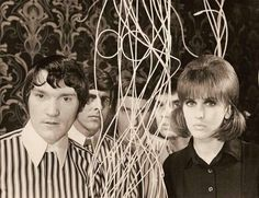 Julie Driscoll, Brian Auger  The Trinity