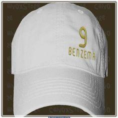 f5959b4bf0b95 Gorra Real Madrid Benzema (el Gato) - BsF 79