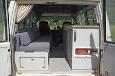 cabinet with bed sleeping Off Road Camper, Truck Camper, Camper Van, Cargo Van Conversion, Camper Conversion, Van Interior, Camper Interior, Toyota Land Cruiser, Land Cruiser Interior