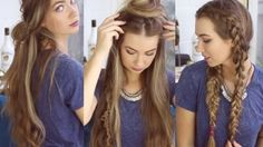 Attractive Quick and Cute Hairstyles Photos
