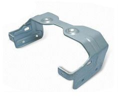 Secc Metal Stamped Parts Mounting Bracket