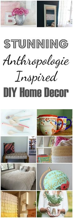 nice awesome Anthropologie Inspired DIY Home Decor Hacks - Painted Furniture Ideas by... by http://www.top99homedecorpics.us/home-decor-accessories/awesome-anthropologie-inspired-diy-home-decor-hacks-painted-furniture-ideas-by/