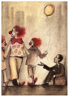 Conceptual Illustrations by Slawek Gruca