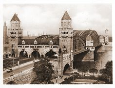 Hohenzollerbrücke Köln ca.1928 Old Town Gdansk, Warsaw Old Town, Prague Old Town, Dubrovnik Old Town, Dubrovnik Croatia, Stavanger, Phuket, Old Town Clock, Stockholm Old Town