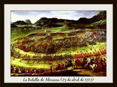 La Batalla de Almansa Alicante, Painting, Art, April 25, Battle, Art Background, Painting Art, Paintings, Kunst