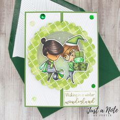 Check out more details for how I made this card on my blog!