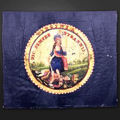 Gen. Samuel Garlands CSA Virginia Flag
