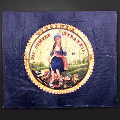 Gen. Samuel Garlands CSA Virginia Flag