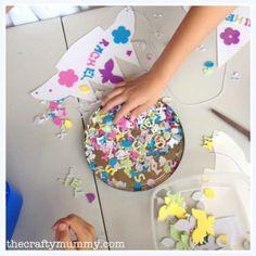 Princess Birthday Craft