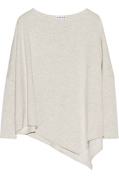 Chic Bust-Minimizing Tops for Summer and Fall - Helmut Lang