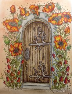 Coloring Book Pages Adult Colouring Altar Summer Nights Hana Daydream It Is Finished In