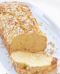 Pão de Batata-Doce sem glútem sem lactose