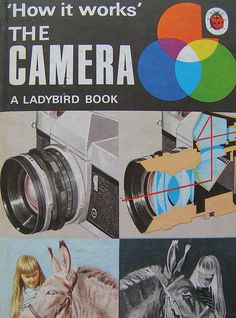 Buy THE CAMERA a Vintage Ladybird Book from the How It Works Series 654 First Edition Matte Hardback 1970 There is more to a camera than taking pictures Ladybird Books, Vintage Cameras, Paperback Books, Vintage Books, My Books, Spot Books, Childhood Memories, Childrens Books, Book Art