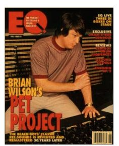 Someone transcribed the text of  my 1996 cover feature in EQ Magazine on the making of the stereo version of The #BeachBoys ' #PetSounds album, complete with the cover art and some of the photos from the piece. Scroll down in this forum page and you'll find the article copy there.... #BrianWilson #TheBeachBoys #SurroundSound #Mono #Stereo #WreckingCrew #CapitolRecords #Vinyl #LP #DVDAudio